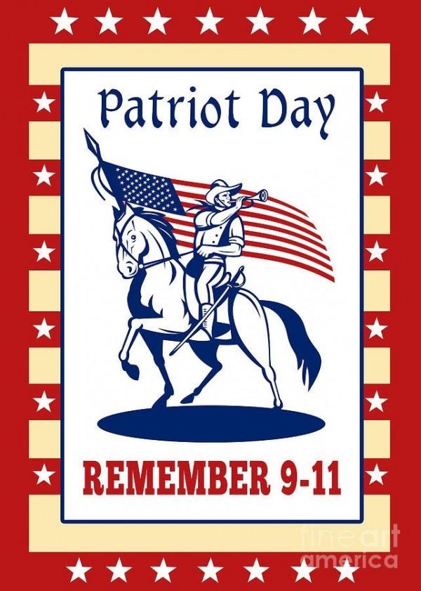 Patriot day remember 9 11