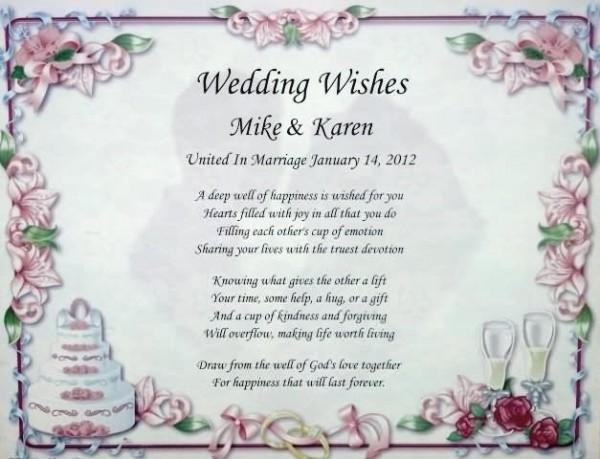 Wedding wishes 001