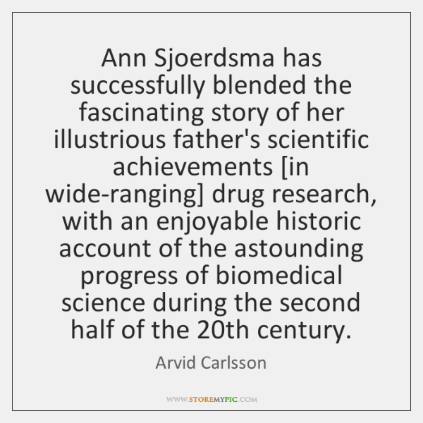 Ann Sjoerdsma has successfully blended the fascinating story of her illustrious father's ...