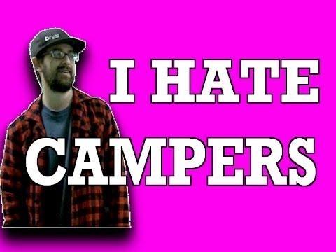 I hate campers