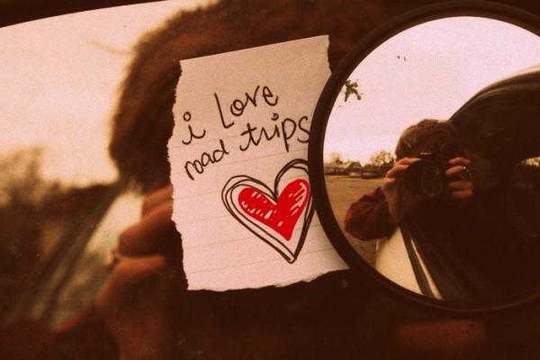 I love road trips