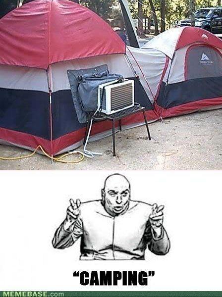 Nice camping