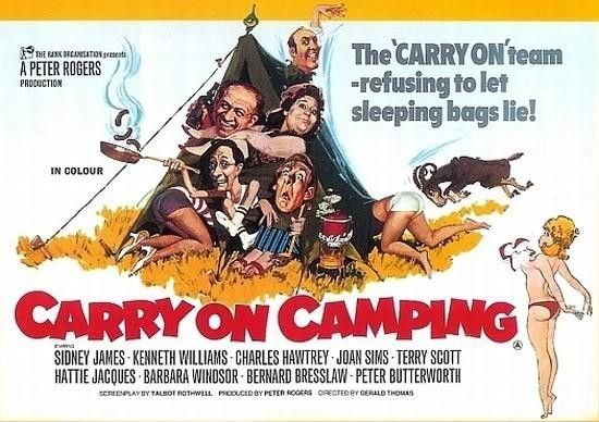 The carryon team refusing let sleeping bags lie