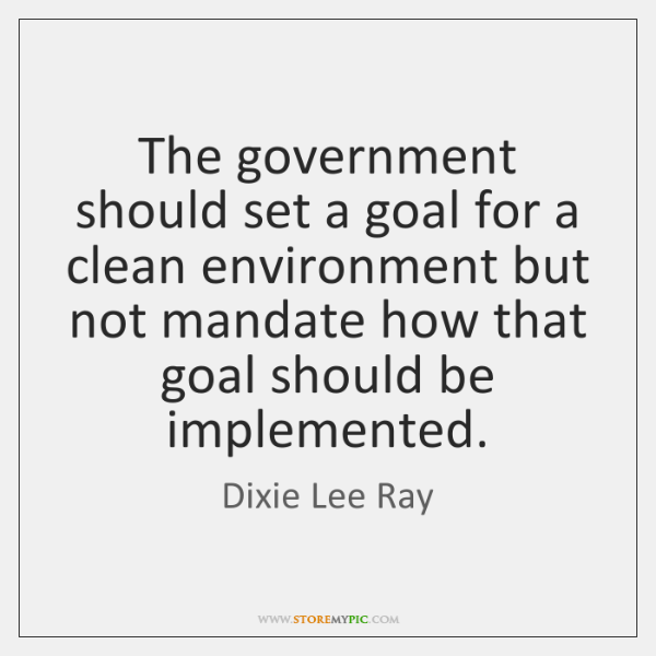 Dixie Lee Ray Quotes - - StoreMyPic