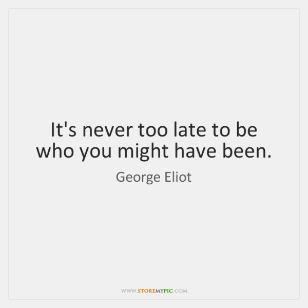 George Eliot Quotes Storemypic