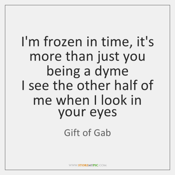 Gift Of Gab Quotes Storemypic