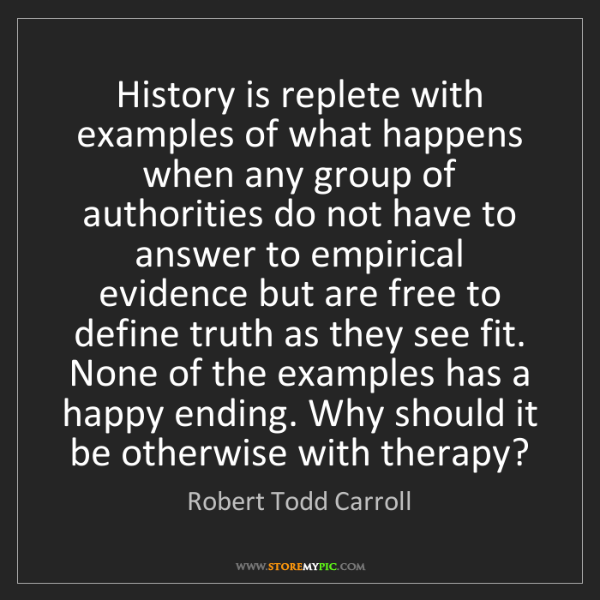 define empirical evidence