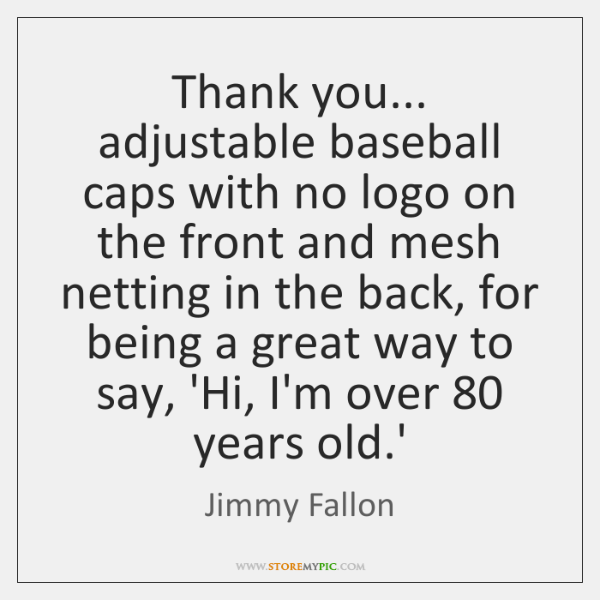 Thank you... adjustable baseball caps with no logo on the front and ...