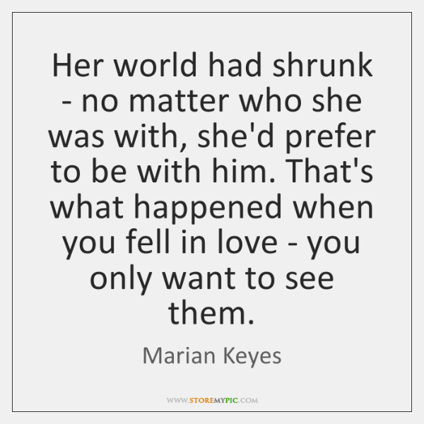 Marian Keyes Quotes Storemypic