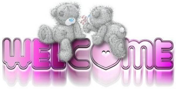 Welcome teddy bears