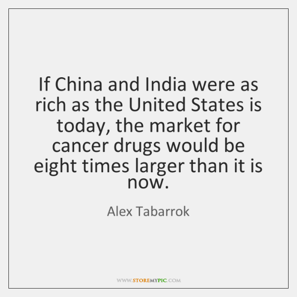If China and India were as rich as the United States is ...
