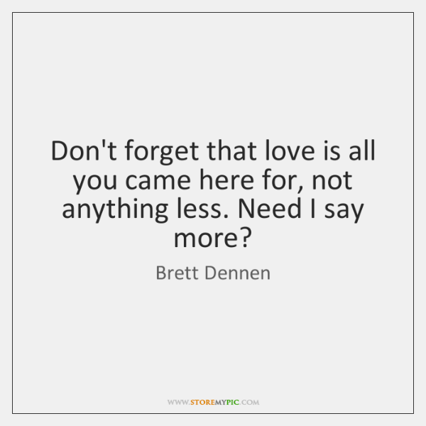 Brett Dennen Quotes Storemypic