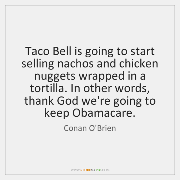Taco Bell is going to start selling nachos and chicken nuggets wrapped ...