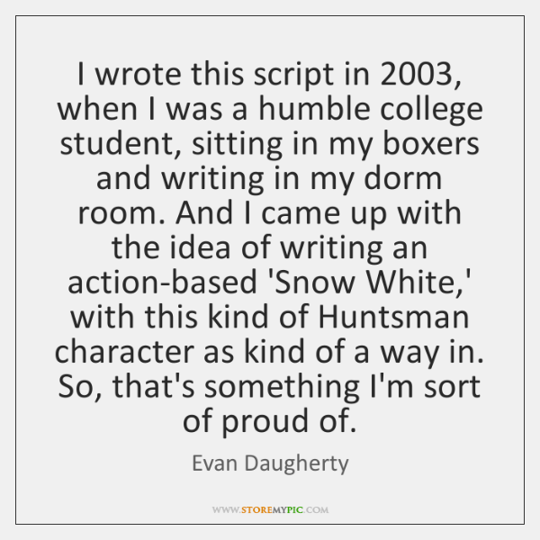 I wrote this script in 2003, when I was a humble college student, ...