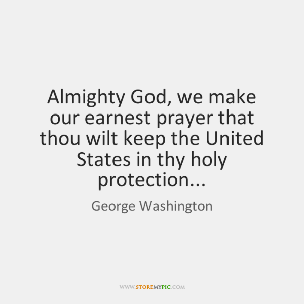 Almighty God, we make our earnest prayer that thou wilt keep the ...