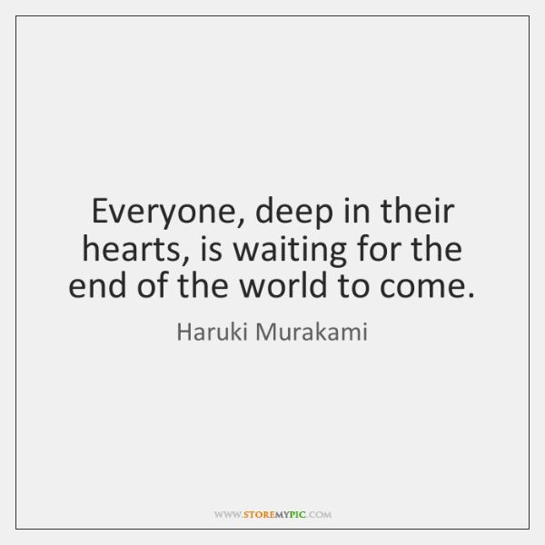 Haruki Murakami Quotes Storemypic