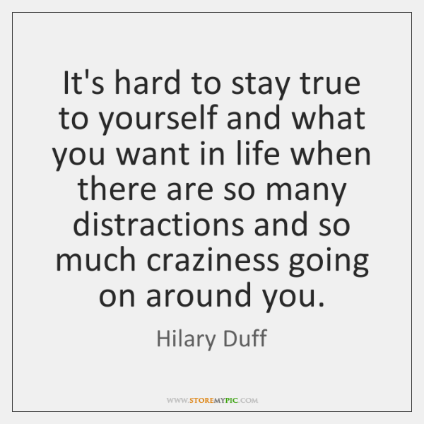 Hilary Duff Quotes Storemypic