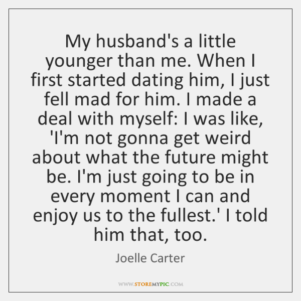 First started dating quotes