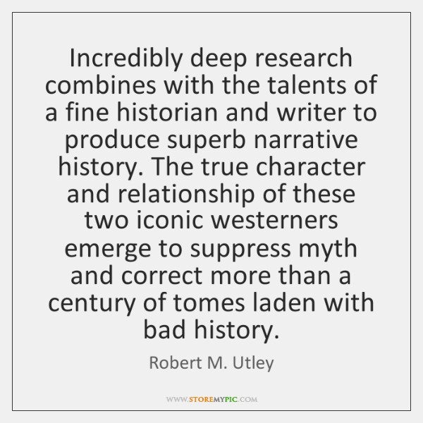 Incredibly deep research combines with the talents of a fine historian and ...