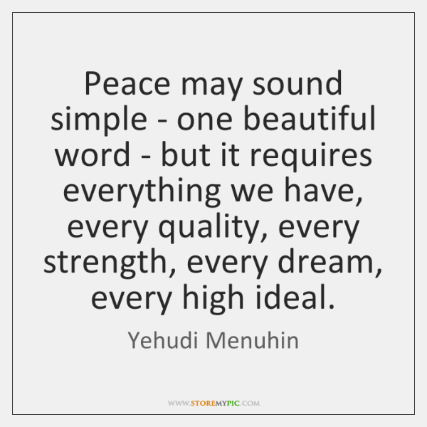 Image result for yehudi menuhin quotes