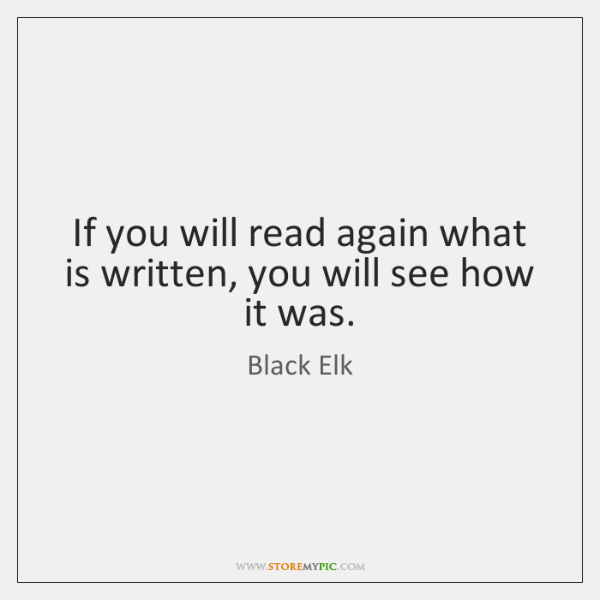 If you will read again what is written, you will see how ...