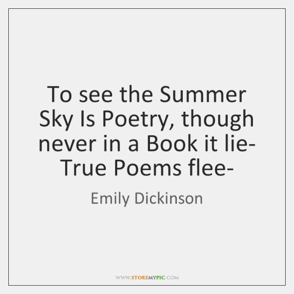 emily dickinson poem quotes