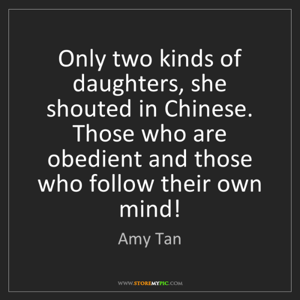 "amy tan s two kinds coming of age and ""coming of age"" their stories and yours we will study aspects of the ""coming of age"" story as we go along tan, amy ""two kinds."