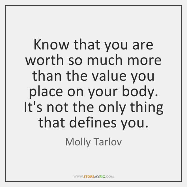 Molly Tarlov Quotes Storemypic