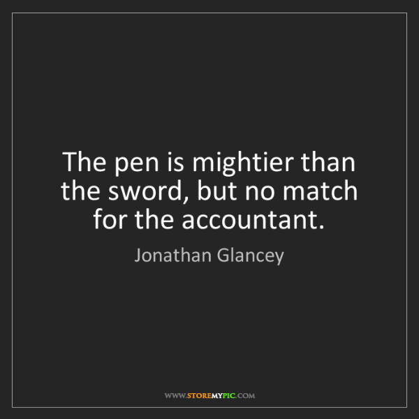 Jonathan Glancey: The pen is mightier than the sword, but no match for...