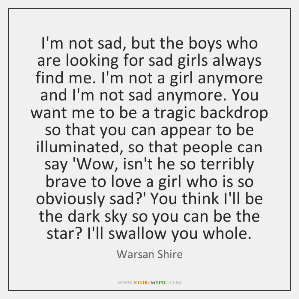 Warsan Shire Quotes - - StoreMyPic