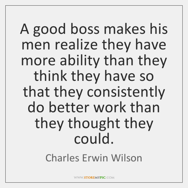 A Great Boss Az Quote Daily Inspiration Quotes