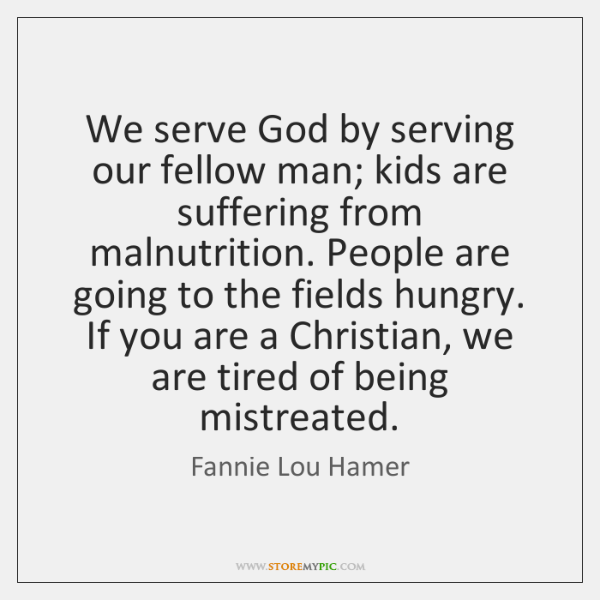 Fannie Lou Hamer Quotes Storemypic