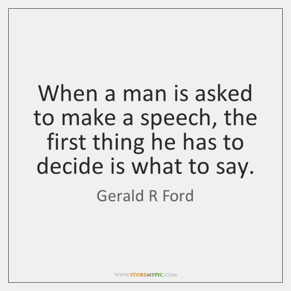 Gerald Ford Quotes Endearing Gerald R Ford Quotes  Storemypic