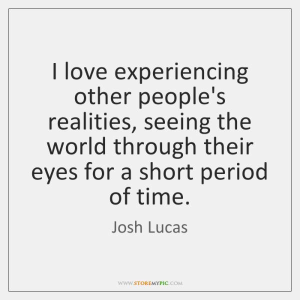 Josh Lucas Quotes Storemypic