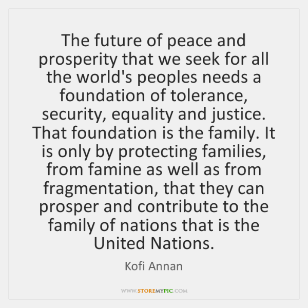 Kofi Annan Quotes Storemypic
