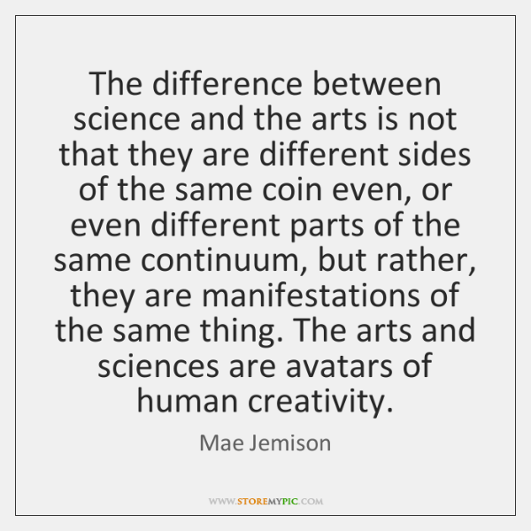 Science And Art Quotes Daily Inspiration Quotes