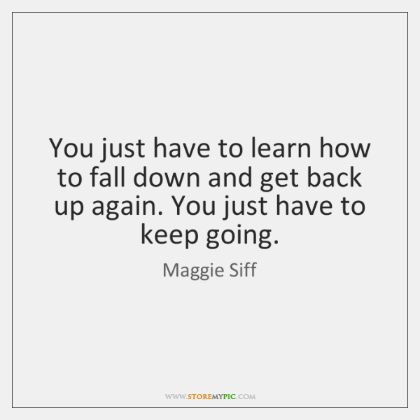 Maggie Siff Quotes Storemypic