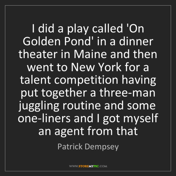 On Golden Pond Quotes Magnificent Pond  Storemypic Search