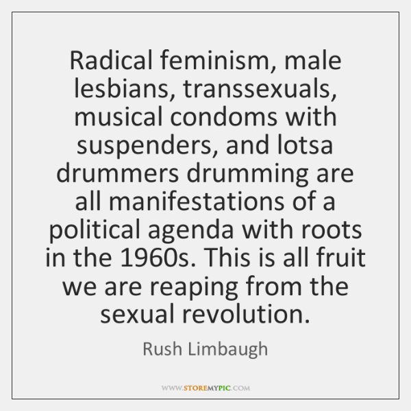 radical feminism Radical-libertarian feminists believe that it is both possible and desirable for gender differences to criticisms of radical feminism ignores the progress that women have made in many areas eg.