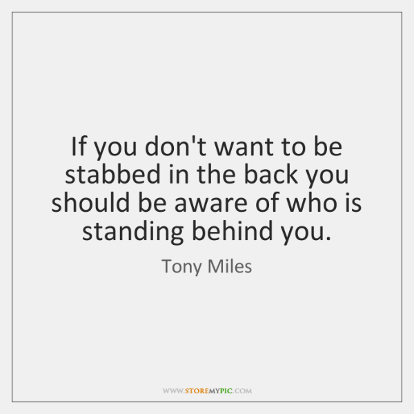 Tony Miles Quotes Storemypic