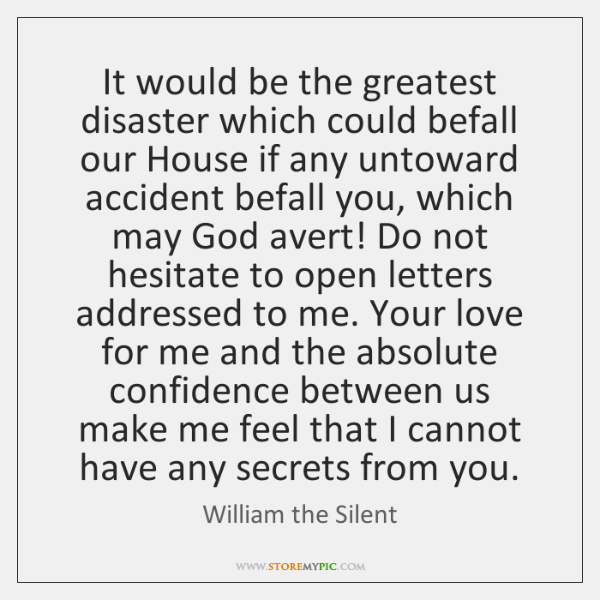 William The Silent Quotes Storemypic
