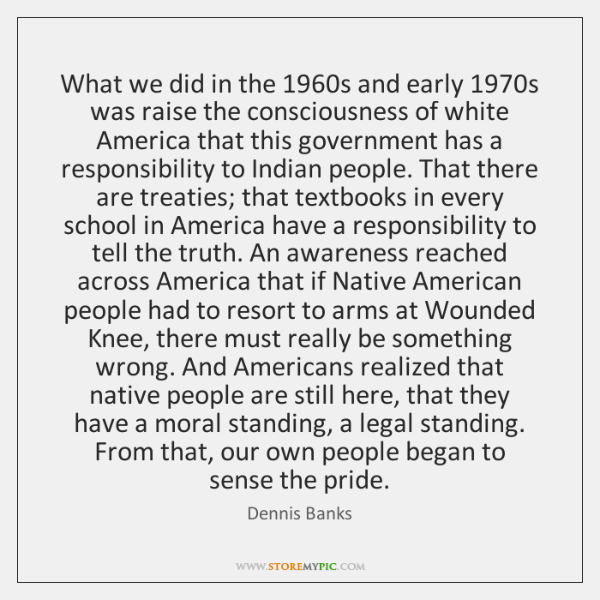 What we did in the 1960s and early 1970s was raise the ...