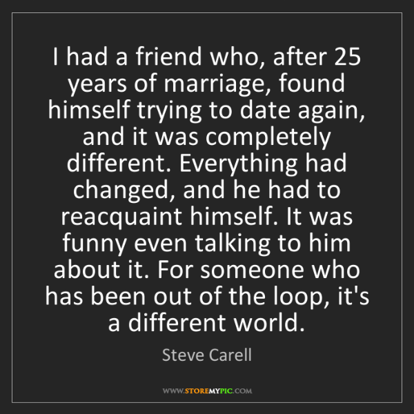 Dec 2012. Sooner or later most people start dating again and they often ask if they should wait a year to date after their divorce..
