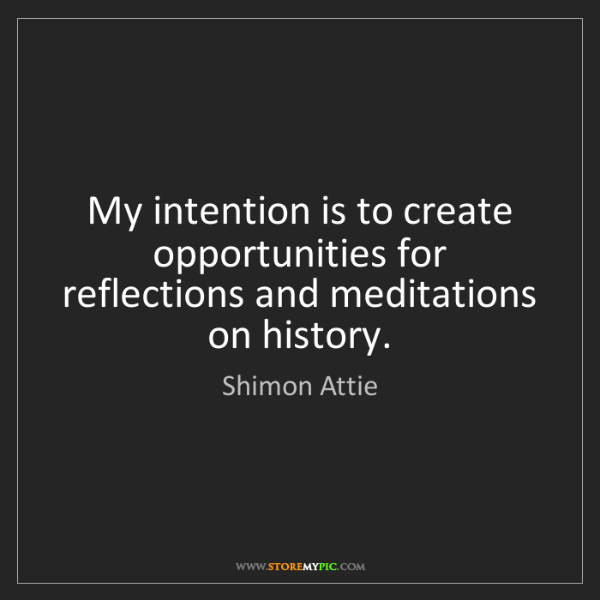 Shimon Attie: My intention is to create opportunities for reflections...