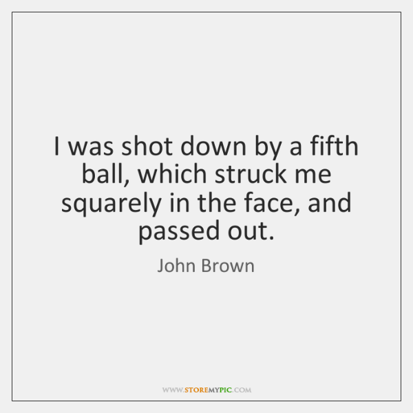 John Brown Quotes | John Brown Quotes Storemypic