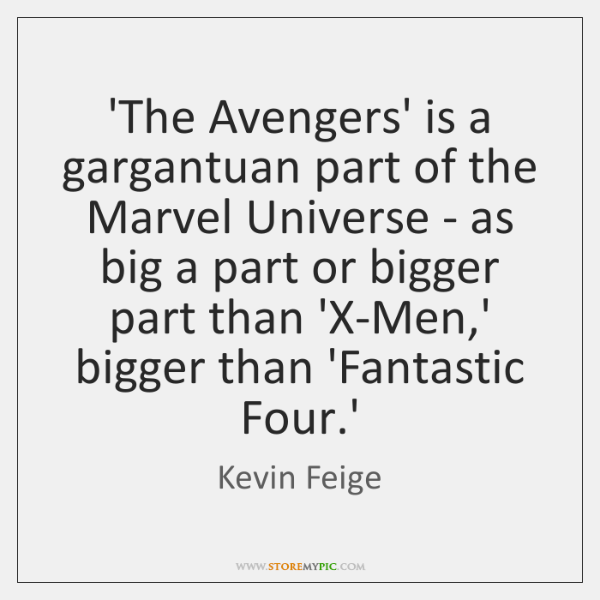 'The Avengers' is a gargantuan part of the Marvel Universe - as ...