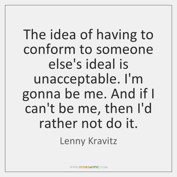 Lenny Kravitz Quotes Storemypic