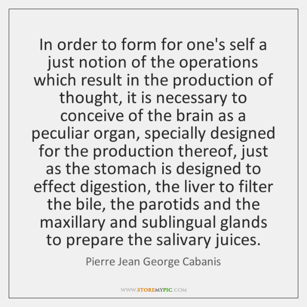 In order to form for one's self a just notion of the ...