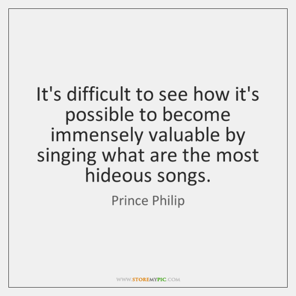 It's difficult to see how it's possible to become immensely valuable by ...