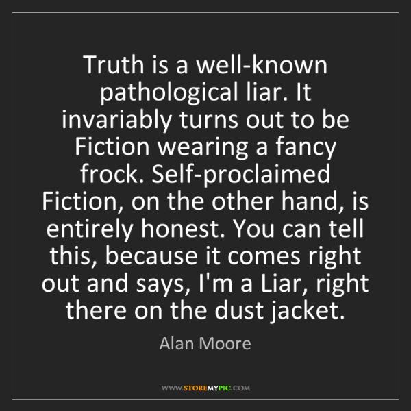pathological liar